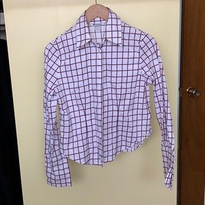 Vintage Nygard collection button up